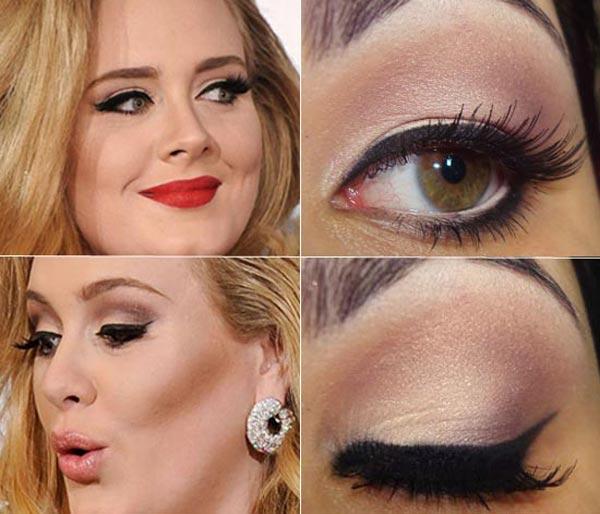 adele-maquiagem-retro-makeup