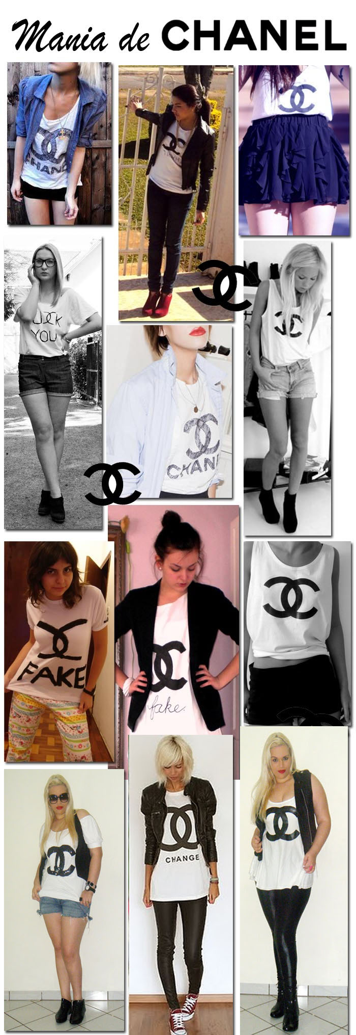 chanel fake