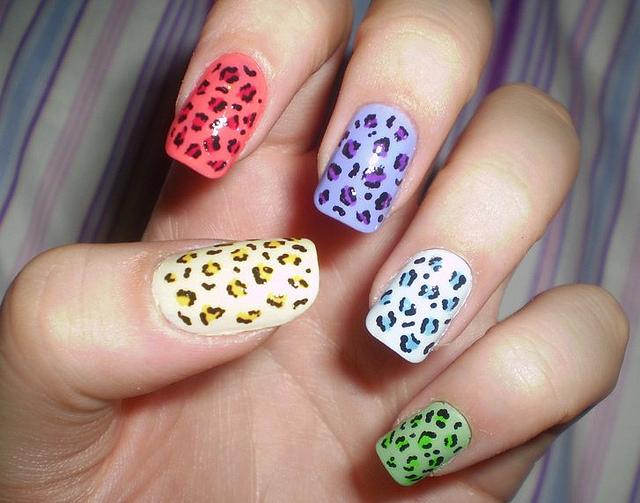 Leopard-Print-Nail-Polish-4