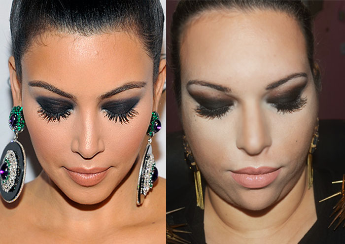smoky-eye-kardashian tutorial