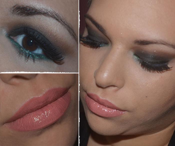 makeup claudia