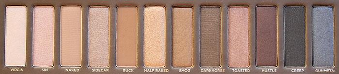nakd palette