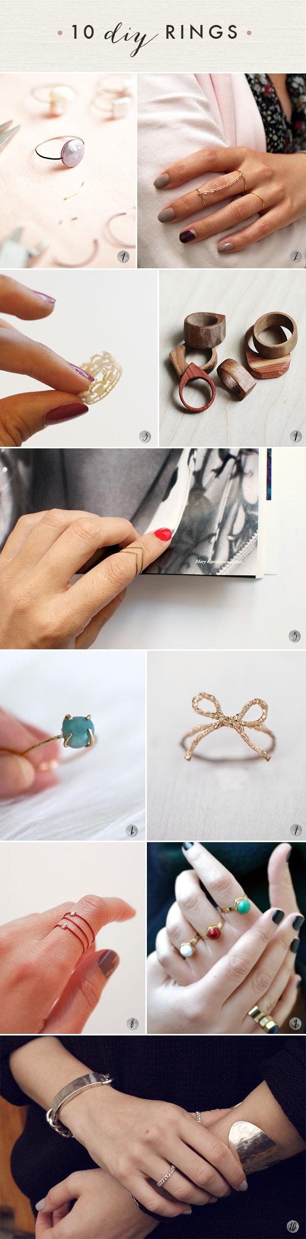 10-diy-rings