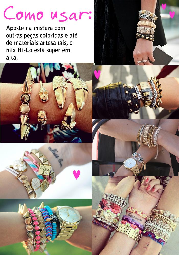 spikes-pulseiras